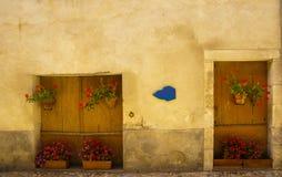 San Jean de Cole Dordogne Immagine Stock