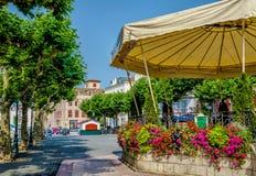 San-Jean-de-Luz, Francia Fotografie Stock