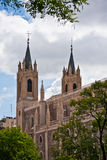 San Jeronimo el Real Church, Madrid Stock Image