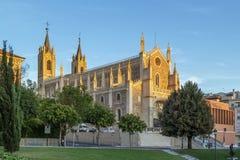 San Jeronimo el Real, Madrid Stock Photo