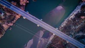 San Joaquin River Fotos de archivo