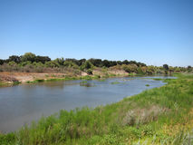 San Joaquin River, California Stock Image