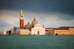 San Jorge Maggiore, Venecia fotos de archivo
