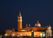 San Jorge Maggiore, Venecia, Italia fotos de archivo libres de regalías