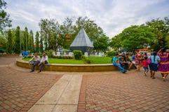 San José de David är en stad och en corregimiento Arkivfoto