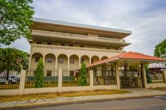 San José de David es una ciudad y un corregimiento Foto de archivo libre de regalías