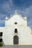 San José kyrka, San Juan, Puerto Rico Fotografering för Bildbyråer