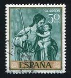 San José da Alonso Cano Immagine Stock