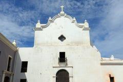 San José Church, San Juan, Puerto Rico Royalty Free Stock Photography