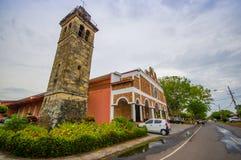 San José de David is a city and corregimiento Stock Photo