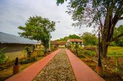 San José de David is a city and corregimiento Royalty Free Stock Image