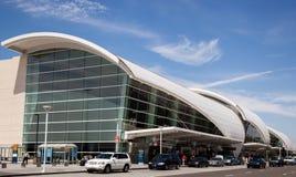 San Jose Airport terminal 2 stock photos