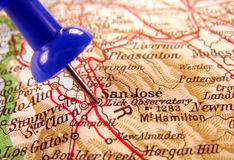 San Jose, Califórnia imagens de stock royalty free