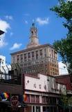 San Jose California Historic District royaltyfria bilder