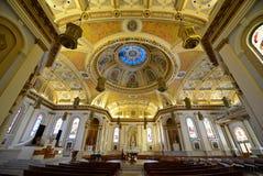 San Jose Cathedral Basilica, Califórnia, EUA Imagens de Stock