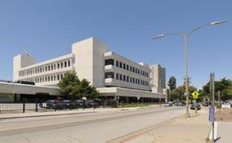 San Jose City Police Station Arkivfoton
