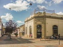San Jose City Street Uruguay Stock Photos