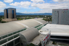 San Jose Convention Center lizenzfreies stockfoto