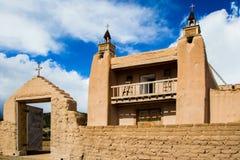 San Jose de Gracia Kyrktaga Arkivbilder
