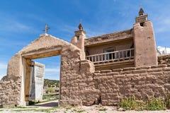 San Jose de Gracia Mission Church arkivfoton