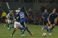 San Jose Earthquakes Stock Images