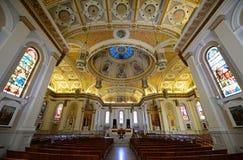 San Jose Katedralna bazylika, Kalifornia, usa fotografia stock