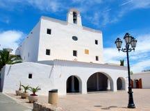 San Jose kyrka i Ibiza 图库摄影