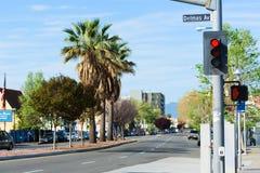 San Jose. Royalty Free Stock Photography