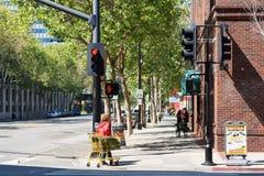 San Jose. Royalty Free Stock Photo