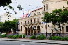 San Jose miasta Krajowy Obywatelski budynek Obrazy Royalty Free