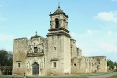 Free San Jose Mission Royalty Free Stock Image - 9187396