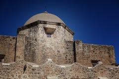 San Jose Mission avec la tour de dôme photos libres de droits