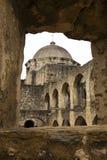San Jose Mission i San Antonio, Texas arkivbild