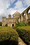 San Jose Mission, San Antonio, Texas, established Royalty Free Stock Photo