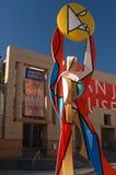San Jose Museum of Art Royalty Free Stock Photos