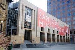 San Jose Museum da arte imagens de stock royalty free