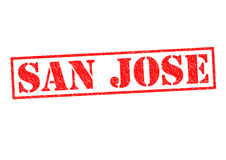 SAN JOSE Royalty Free Stock Image