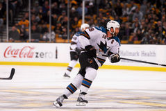 San Jose Sharks Joe Thornton Royalty Free Stock Images