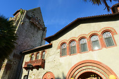 San Jose State University in San Jose, California, USA Stock Photos