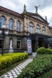 San Jose Theatre och museum Arkivbilder