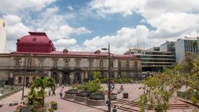 San Jose Theatre och museum royaltyfria foton