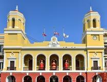 San Juan το παλαιό Δημαρχείο Στοκ φωτογραφία με δικαίωμα ελεύθερης χρήσης