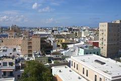 San Juan. Cityscape view of San Juan, Puerto Rico Royalty Free Stock Photography
