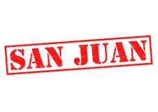 San Juan Lizenzfreie Stockfotografie