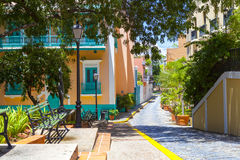 San Juan Stock Photo