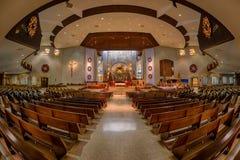 San Juan Basilica Stock Photo