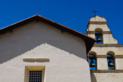 San Juan Batista California Mission Royalty Free Stock Photography