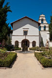 San Juan Bautista California Mission Stock Photo