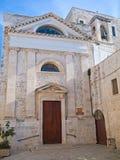 San Juan Bautista la iglesia. Giovinazzo. Apulia. foto de archivo libre de regalías
