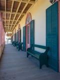 San Juan Bautista State Historic Park arkivfoto
